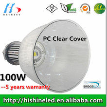 100W food factory high bay led explosion-proof lighting