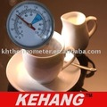 coffee/milk thermometer with a probe and clip