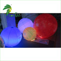 Custom Inflatable led Lighting Planet / Large Solar Inflatable