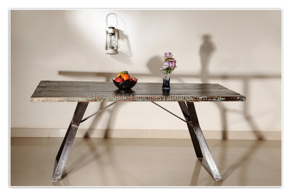 Industrial Attractive Folding Dinning Table