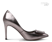Hot cake pointed toe pump dress shoes for women