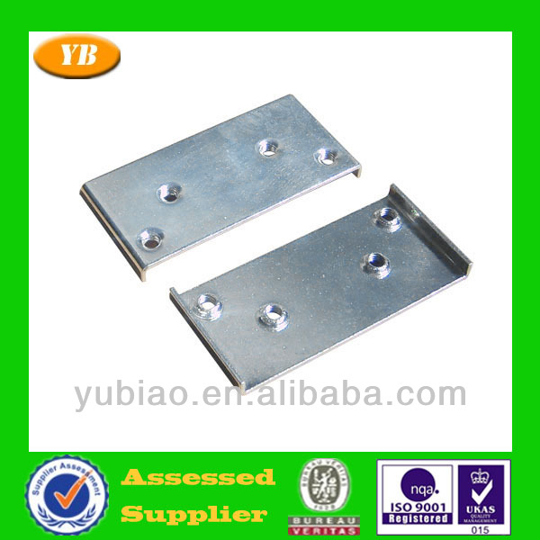 0.42mm stainless steel plates ,stamping parts guandong factory