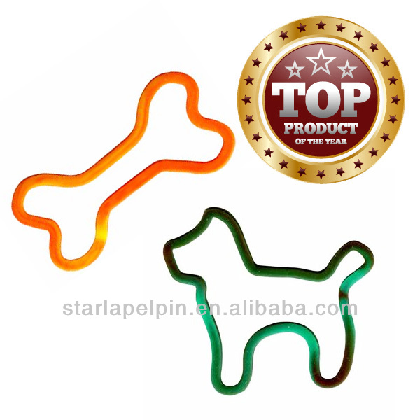 ST- hot cheap elastic silicone rubber band
