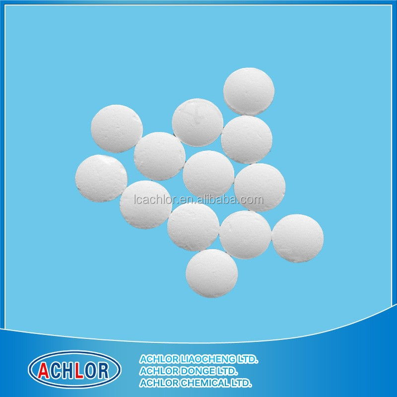 Your unique OEM provide swimming pool chlorine tablets