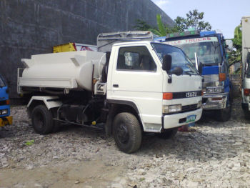 Trucks For Sale Isuzu Elf Water Tanker