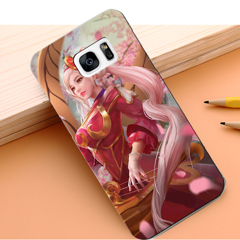 ACCEPT L/C LOL cover case for samsung galaxy s5 s4 anti-drop and hot sale good quality phone case