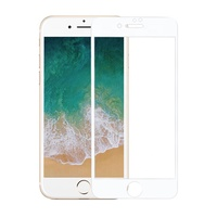 Hot Selling Cell Phone Accessories 3D Glass Screen Protector For iPhone 7/8