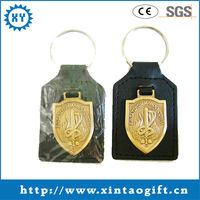 Bulk Leather Key Chain Parts For