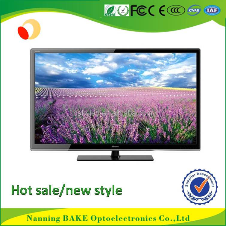 2016 ultra slim led tv with digital tuner led smart television suitable for Europe Ameri 50'' low price led tv