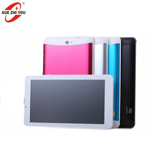 Made in china OEM 7 inch tablet pc with voice call 3g sim card slot hot hd video download smart phone