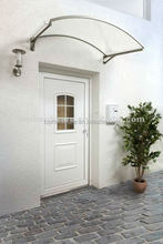fancy new design wooden front door canopies