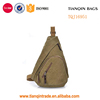 Mens chest bag canvas bags chest pack messenger bag