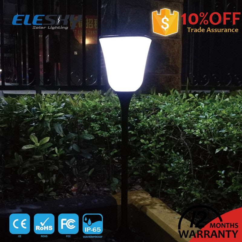 New product alibaba sale low price outdoor led garden light solar