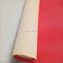 Tianjin manufacture 8mm PE foam sponge waterproof underlay foam carpet padding