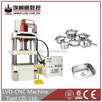 CNC wheel barrow tray forming hydraulic press machine with ce certifications