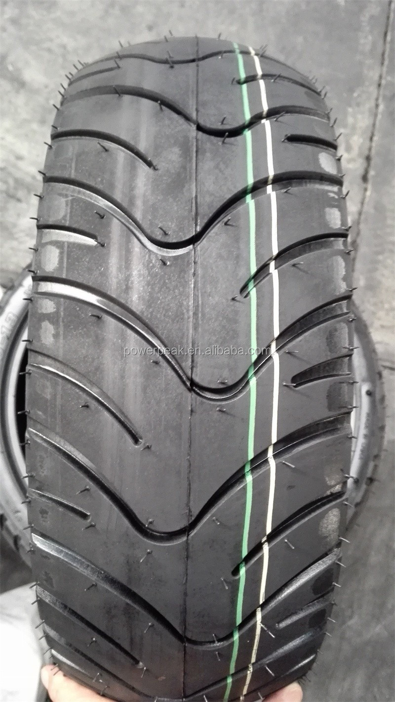 Scooter motorcycle tyre 120/70-12 130/70-12 TL tubeless type