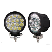 42W LED Work Light 4 inch ,12/24V Driving On Truck,Jeep, Atv,4WD,Boat,Mining LED driving light