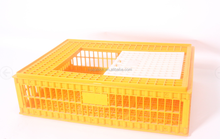 100% pure PE material folding live chicken cage to transport/ chicken transport cage HJ-DN015