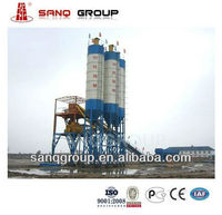 HZS Beton Plant/RMC Plant, 60m3/h 90m3/h 120m3/h 180m3/h Production Capacity With Belt conveying