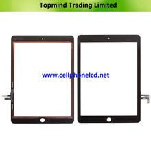 Aliexpress cell accessories digitizer assembly for ipad 5/ipad Air lcd display