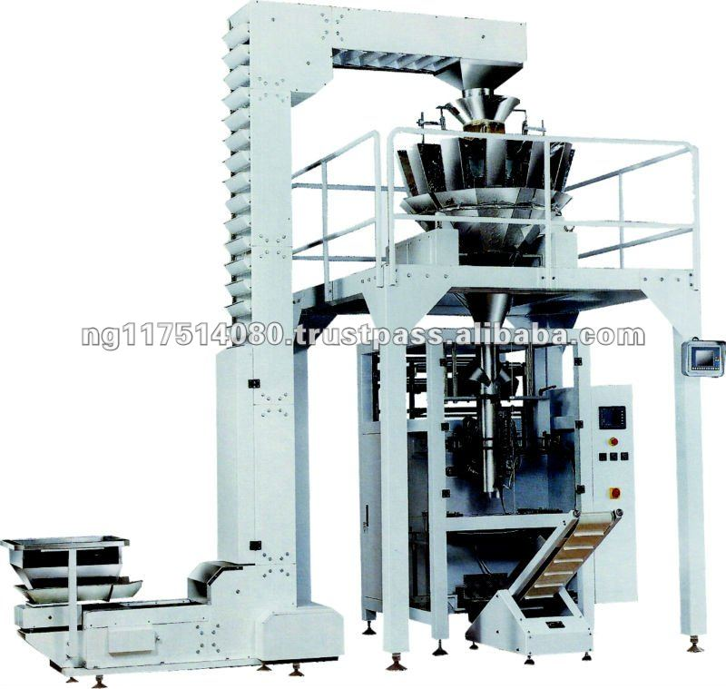 Automatic Weigh Filler Packing Machine