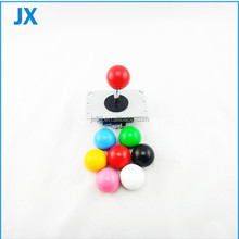 Games Machines Parts Accessory Colorful Arcade Joysticks