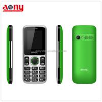 OEM Dual SIM Mobile Phone Cheap GSM Unlocked Cell Phones For Elder People
