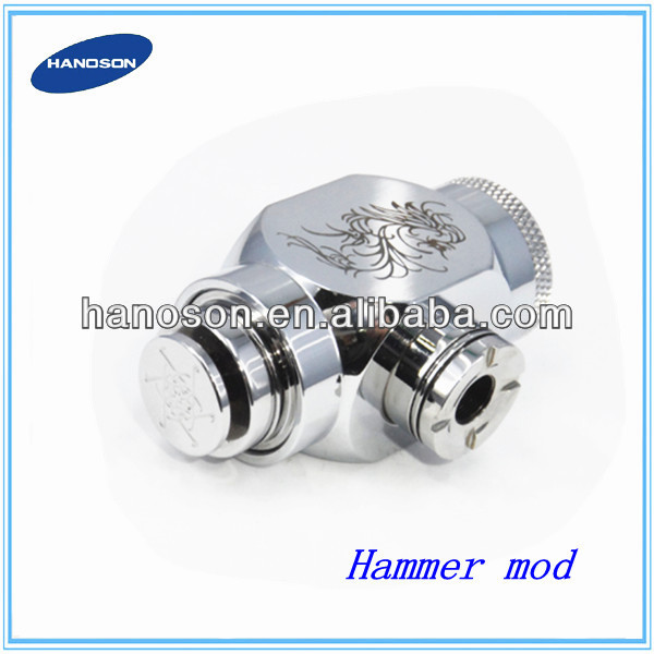 Wight Loosing Ring Hammere Cig Mechanical Mod