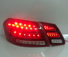guide light of the rear lamp assembly rear lights quality taillight for BENZ E system W212 Applicable year 2009 ~2013