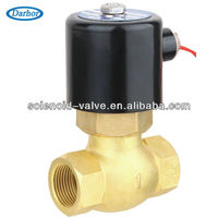 Good membrane material hot water solenoid valves