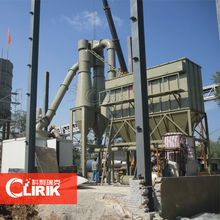 Oyster shell calcium carbonate powder grinding mill production line