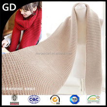 GDK0134 2015 New Style Fashion Winter Lady Pure Color Big Size Scarf