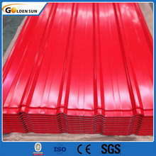 PPGI Corrugated Galvanized Steel Roofing Sheet for Building Material