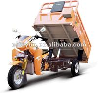 Hydraulic tricycle/150cc motorcycle/air-cooled Three wheel motorcycle HL200ZH-2A2