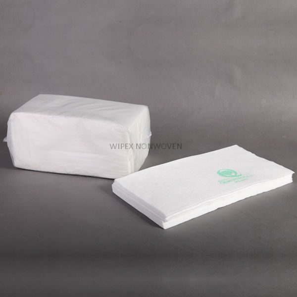 High quality spunlace nonwoven disposable hair removal cloth