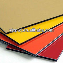 Color coated aluminum coil & sheet with PE/PVDF coating