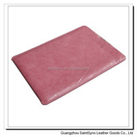 020 Best selling custom factory price leather case for ipad 3, custom cover for tablet