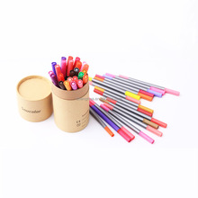 Office and School supplies best dual watercolor brush pen for kids drawing