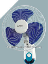 16 inch china wall mounted fans sell wtih remote controal good price