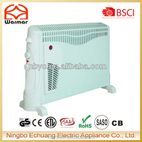 Best Sales 2000w floor standing and wall mounted convector heater