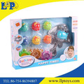 Most popular animal spray water bath toy set for fun