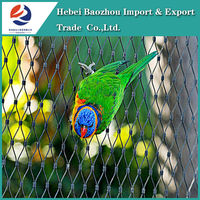 cheap bird netting agricultural bird netting rubber mesh netting
