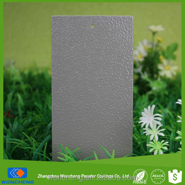 RAL7030 Stone Grey Wrinkle Finish Metal Paint For Spray Gun
