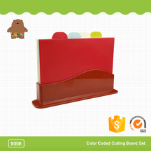 Hot Sell Original Restaurant PP Cooking Board Colours
