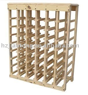 48 Bottle Wine Holding Rack
