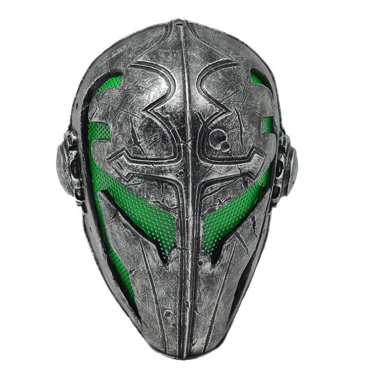 Как сделать шлем тамплиера