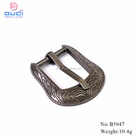 China Factory Fashion Wholesale Custom Any Size Metal Belt Buckles