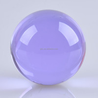 Cheap items to sell crystal glass ball 70mm decoration return gifts for birthday
