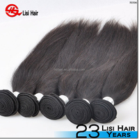 2015 Hot Selling Direct Factory Price korean hair products full cuticle hair extension