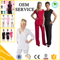 Fashion New Style Medical Scrub Suit, Hospital Medical Scrub, Nurse Scrub Suit Design Made In China